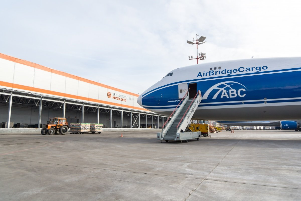 Cargo transport / Sheremetyevo International Airport